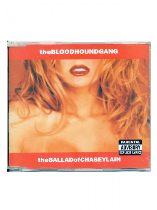 The Ballad of Chasey Lain German CD Single (Version 2)