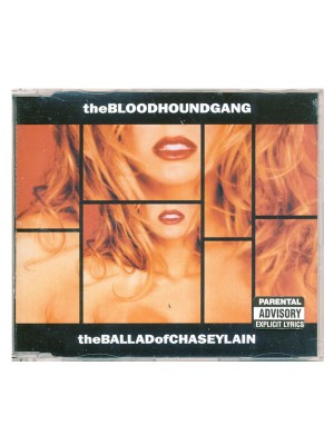 The Ballad of Chasey Lain UK CD Single (Version 1)