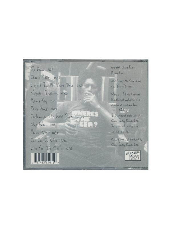 Dingleberry Haze CD