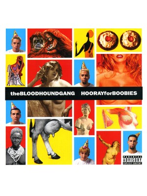 Hooray For Boobies CD (Promotional Copy)