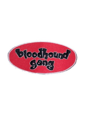 Bloodhound Gang Patch