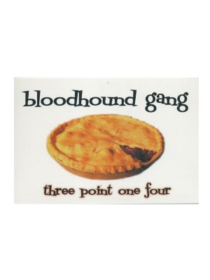 2000 Three Point One Four Promotional Postcard