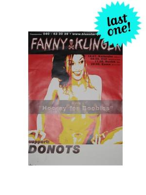 Fanny Klinger Poster