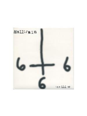 "Helltrain - the 666 EP 7"""