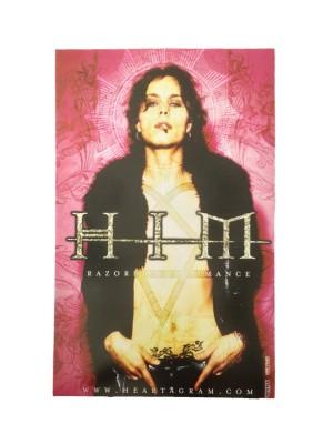 HIM - Razorblade Romance mini poster