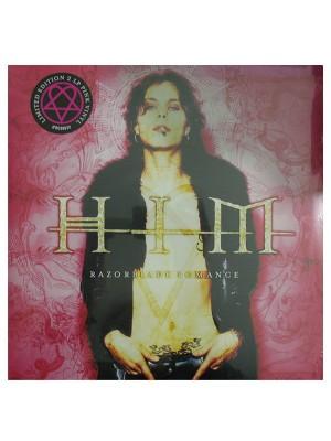 HIM - Razorblade Romance 2LP Pink Vinyl (WARPED)