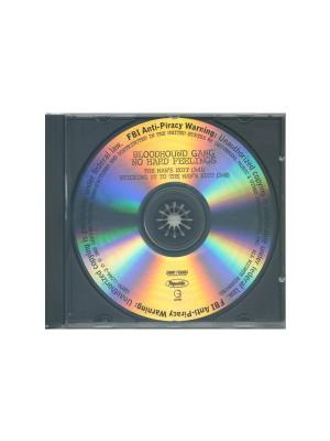 No Hard Feelings promotional CD single