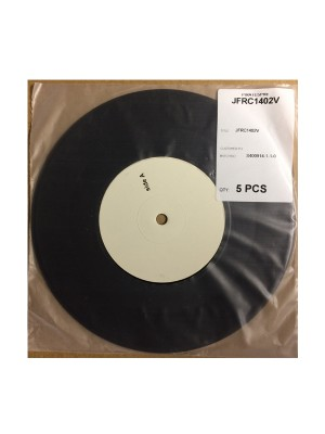"American Bitches 7"" Test Pressing"