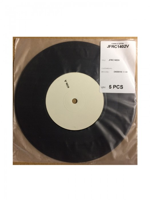 """American Bitches 7"""" Test Pressing"""