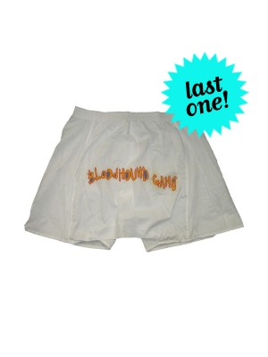 Use your fingers boxer shorts (Washed not worn)