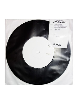 "Chew Toy 7"" Test Pressing"
