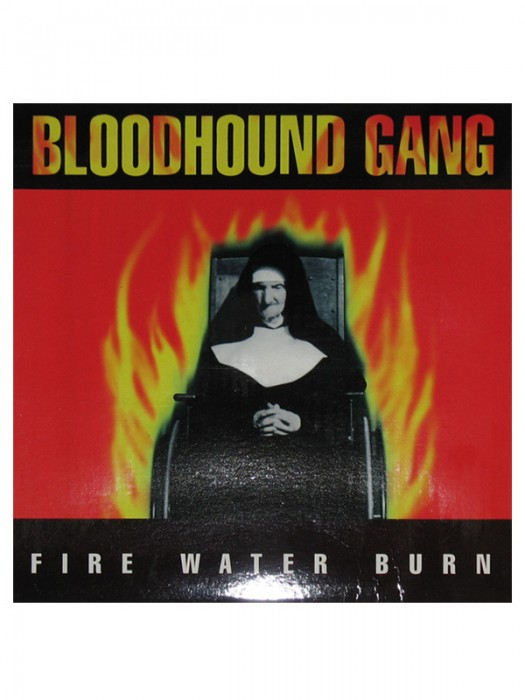 """Fire Water Burn 12"""""""