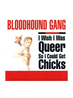I Wish I Was Queer So I Could Get Chicks 7""